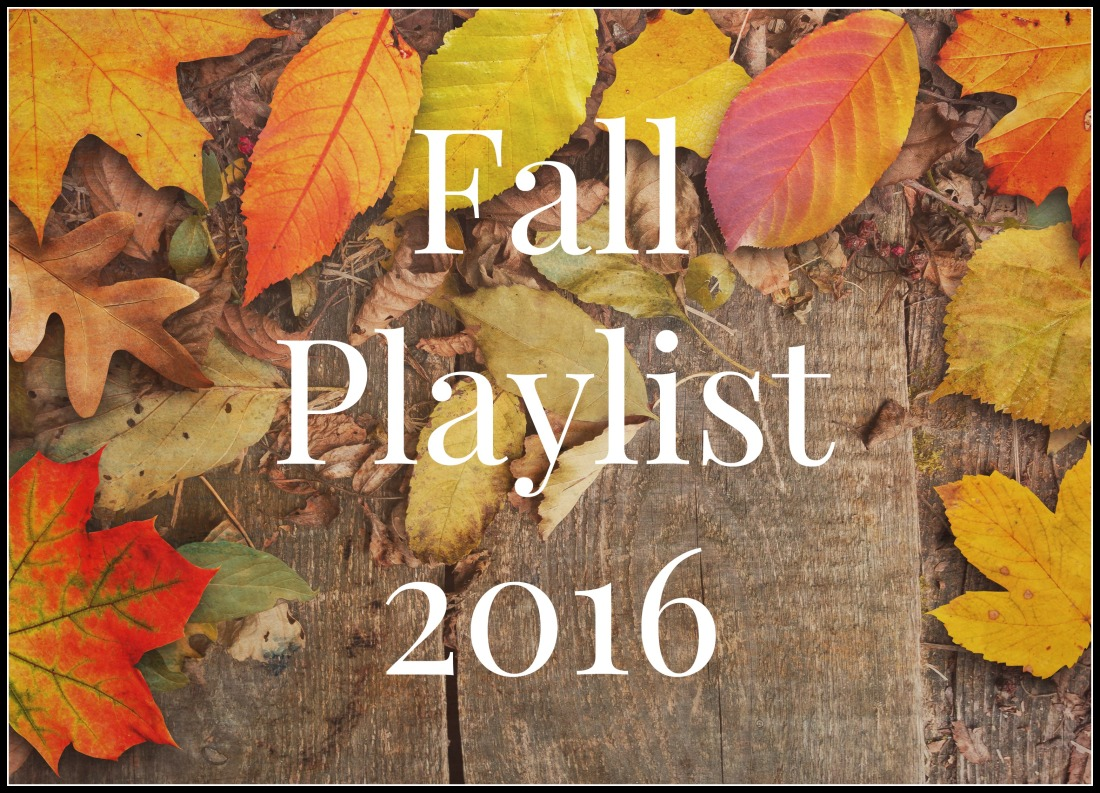 fall playlist for 2016